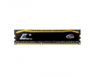 Оперативная память DDR4 8 Gb (2133 MHz) Team Elite Plus Black (TPD48G2133HC1501)