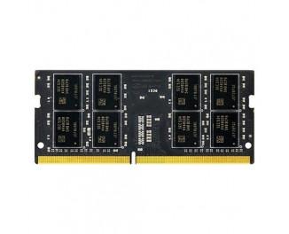 Память для ноутбука SO-DIMM DDR4 4 Gb (2400 MHz) Team Elite (TED44G2400C16-S01)