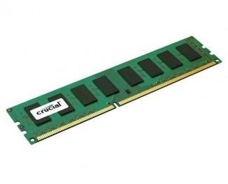 Оперативная память DDR3 8 Gb (1600 MHz) Micron Crucial (CT102464BD160B)