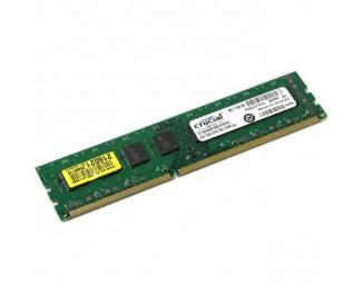 Оперативная память DDR3L 8 Gb (1600 MHz) Micron Crucial (CT102464BD160B)