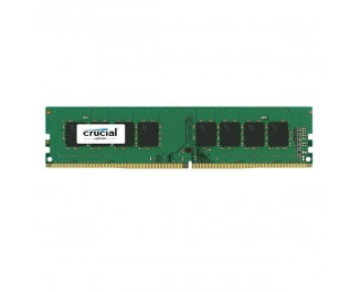 Оперативная память DDR4 8 Gb (2400 MHz) Micron Crucial,Single Rank (CT8G4DFS824A)