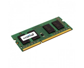 Память для ноутбука SO-DIMM DDR3 8 Gb (1600 MHz) Micron Crucial (CT102464BF160B)