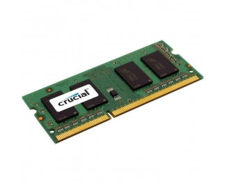 Память для ноутбука SO-DIMM DDR3L 8 Gb (1600 MHz) Crucial (CT102464BF160B)