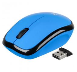 Мышь беспроводная Vinga MSW-906 black - blue