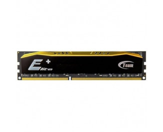 Оперативная память DDR3 8 Gb (1333 MHz) Team Elite Plus Black (TPD38G1333HC901)