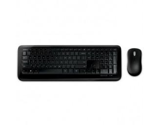 Клавиатура и мышь беспроводная Microsoft Wireless Desktop 850 (PY9-00012)