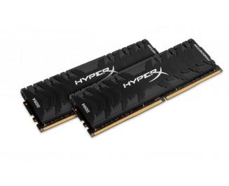 Оперативная память DDR4 16 Gb (3200 MHz) (Kit 8 Gb x 2) Kingston HyperX Predator*2 KIT XMP (HX432C16PB3K2/16)