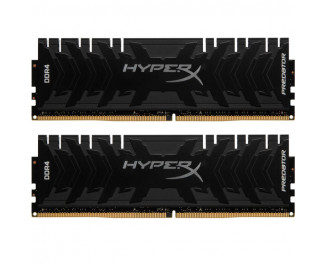 Оперативная память DDR4 16 Gb (3333 MHz) (Kit 8 Gb x 2) Kingston HyperX Predator*2 KIT XMP (HX433C16PB3K2/16)