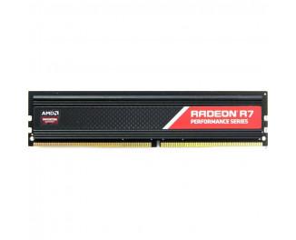 Оперативная память DDR4 4 Gb (2400 MHz) AMD Radeon R7 (R744G2400U1S-U)