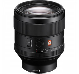 Объектив Sony FE 85mm f/1.4 GM (SEL85F14GM)