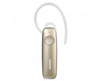 Bluetooth гарнитура Remax RB-T8 Gold