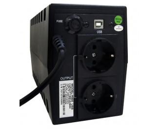 Источник бесперебойного питания (ИБП) SUMRY - FRIMECOM 600VA USB
