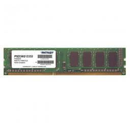 Оперативная память DDR3 8 Gb (1333 MHz) Patriot Signature Line Series (PSD38G13332)