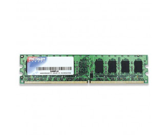 Оперативная память DDR4 8 Gb (2400 MHz) Patriot (PSD48G240081)