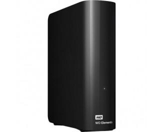 Внешний жесткий диск 3 TB WD Elements Desktop USB 3.0 External Black (WDBG0030HBK)