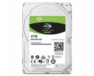 Жесткий диск 4000Gb Seagate BarraCuda (ST4000LM024)