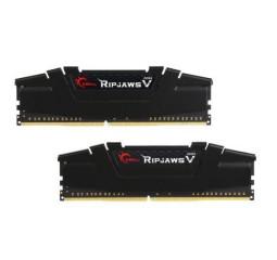 Оперативная память DDR4 16 Gb (3200 MHz) (Kit 8 Gb x 2) G.SKILL Ripjaws V Classic Black (F4-3200C16D-16GVKB)