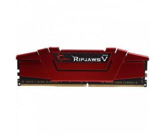 Оперативная память DDR4 16 Gb (3000 MHz) G.SKILL Ripjaws V (F4-3000C15S-16GVR)