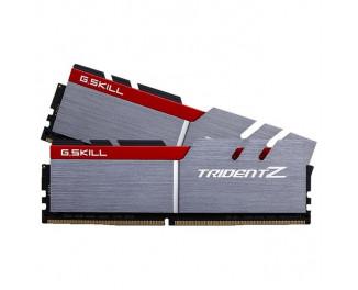 Оперативная память DDR4 32 Gb (3200 MHz) (Kit 16 Gb x 2) G.SKILL Trident Z (F4-3200C16D-32GTZ)