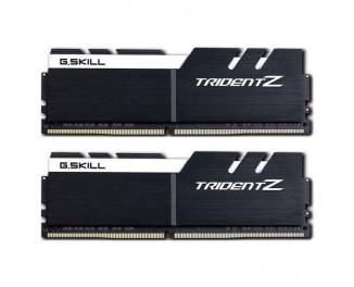 Оперативная память DDR4 32 Gb (3200 MHz) (Kit 16 Gb x 2) G.SKILL Trident Z (F4-3200C16D-32GTZKW)