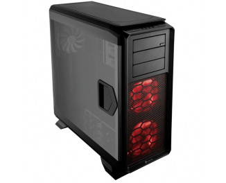 Корпус Corsair Graphite Series 760T, Full Tower Case, Black, Windowed (CC-9011073-WW)