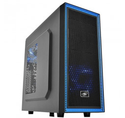 Корпус Deepcool TESSERACT BF Middletower (Tesseract BF Black)
