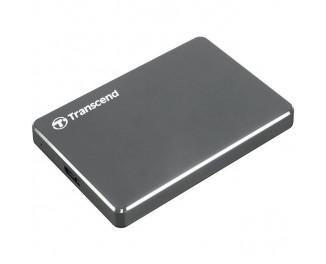 Внешний жесткий диск 1000Gb Transcend StoreJet 25C3 (TS1TSJ25C3N)
