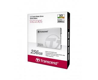 SSD накопитель 256Gb Transcend SSD230S (TS256GSSD230S)
