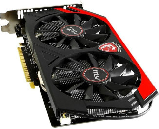 Видеокарта MSI GeForce GTX750 (N750 TF 1GD5/OC)