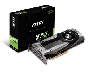 Видеокарта MSI GeForce GTX 1080 TI FOUNDERS EDITION