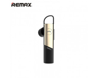 Bluetooth гарнитура Remax RB-T15 Business HD Voice Gold