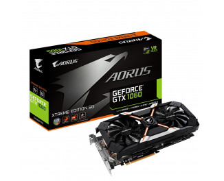 Видеокарта Gigabyte GeForce GTX 1060 Xtreme Edition 6G (GV-N1060AORUS X-6GD (rev. 2.0))
