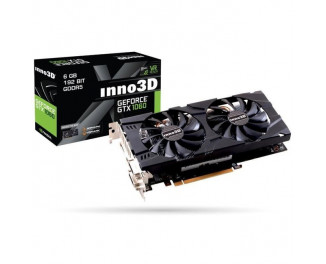 Видеокарта Inno3D GeForce GTX 1060 (N106F-5SDN-N5GS)