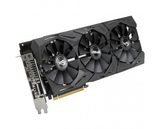 Видеокарта ASUS Radeon RX 580 ROG Strix TOP Edition (ROG-STRIX-RX580-T8G-GAMING)