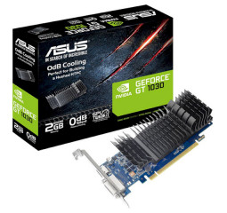Видеокарта ASUS GeForce GT 1030 low profile (GT1030-SL-2G-BRK)