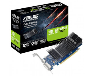 Видеокарта ASUS GeForce GT 1030 2GB GDDR5 low profile (GT1030-SL-2G-BRK)