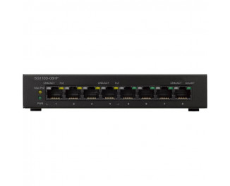 Коммутатор Cisco SB SG110D-08HP (SG110D-08HP-EU)