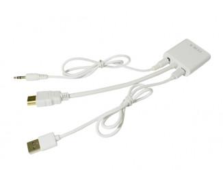 Адаптер HDMI > VGA STLab U-990 white