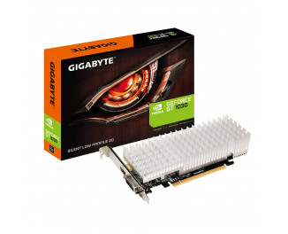 Видеокарта Gigabyte GeForce GT 1030 Silent Low Profile 2G (GV-N1030SL-2GL)