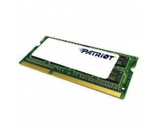 Память для ноутбука SO-DIMM DDR3L 4 Gb (1600 MHz) Patriot Signature Line (PSD34G1600L2S)