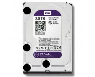 Жесткий диск 2000Gb WD Purple (WD20PURZ)