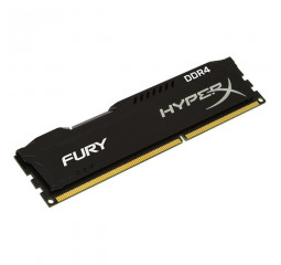 Оперативная память DDR4 16 Gb (2666 MHz) Kingston HyperX Fury Black (HX426C16FB/16)