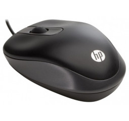 Мышь HP Travel Mouse USB Black (G1K28AA)