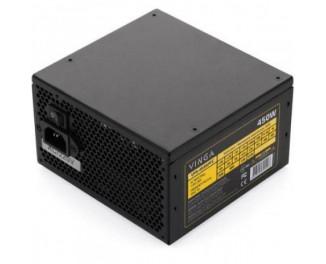 Блок питания 450W Vinga (VPS-450APFC)