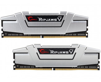 Оперативная память DDR4 16 Gb (2800 MHz) (Kit 8 Gb x 2) Ripjaws 4 G.SKILL (F4-2800C15D-16GVSB)