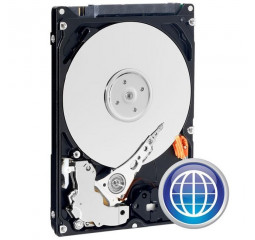 Жесткий диск для ноутбука 1000Gb WD Blue (WD10SPZX)