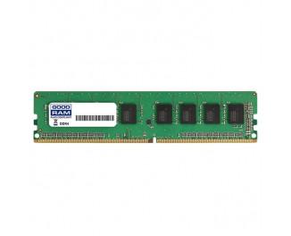 Оперативная память DDR4 8 Gb (2400 MHz) GOODRAM (GR2400D464L17S/8G)