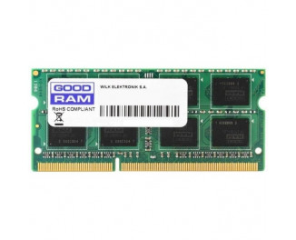 Память для ноутбука SO-DIMM DDR4 4 Gb (2133 MHz) GOODRAM (GR2133S464L15S/4G)