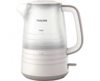 Электрочайник PHILIPS Daily Collection HD9336/21 White