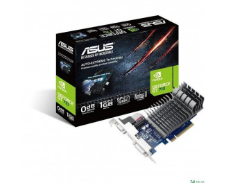 Видеокарта ASUS GeForce GT710 (GT710-SL-1GD5-BRK)